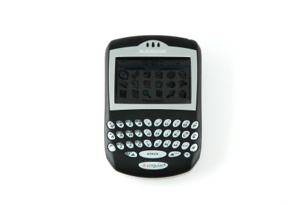 Light box blackberry
