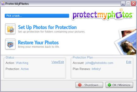 Protect My Photos