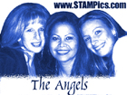 Angel Stamp
