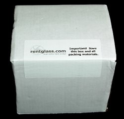 Rentglass package