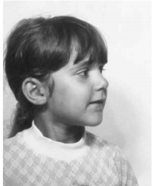 Celin Dion in youth