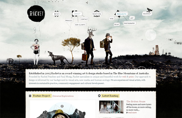 photography background website
