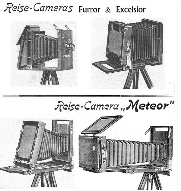 History of Cameras: Illustrated Timeline
