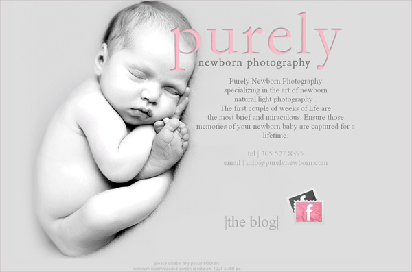 newborn photographers photo portfolio