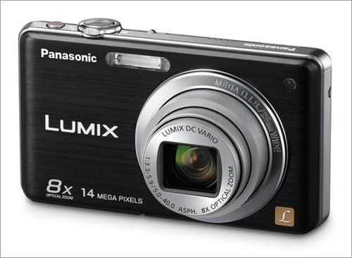 Panasonic Lumix DMC-FH20K 14.1 MP Digital Camera