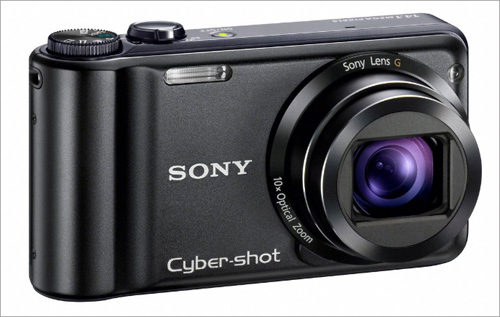 Sony Cyber-shot DSC-H55 14.1MP Digital Camera