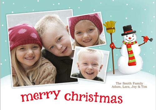 Photo Christmas Card Tips and Advices