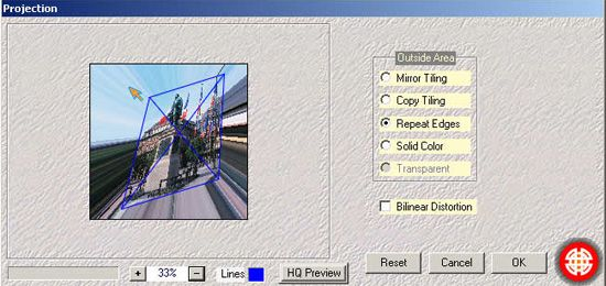 Download Projection - free Photoshop CS5 Plug-in