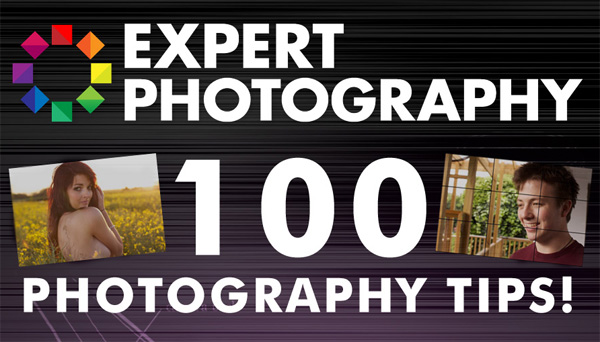 Infographic for Photographers: 100 Photography Tips