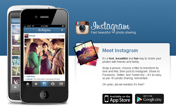 instagram app free download iphone android