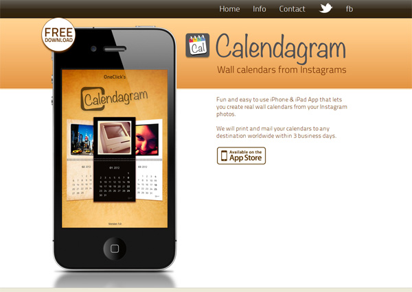 calendagram free download iphone