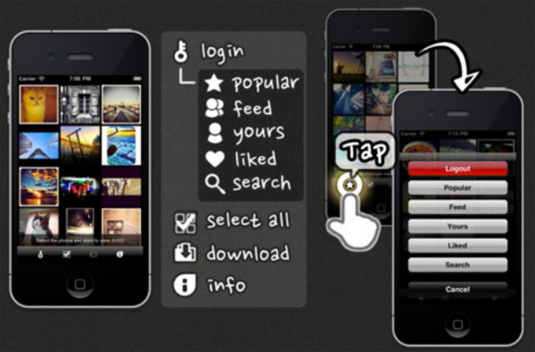 instake free download iphone