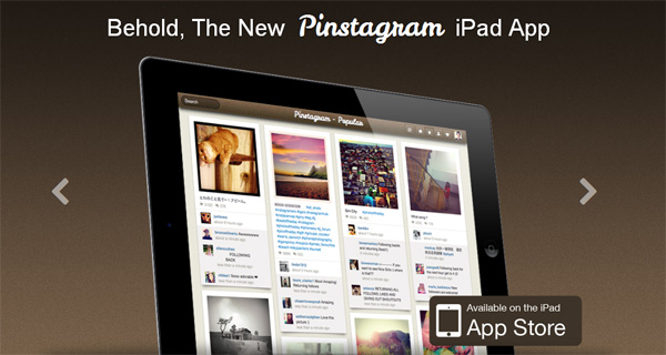 pinstagram app free download iphone android