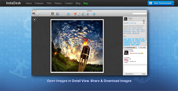 instadesk download mac
