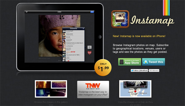 instamap application download iphone