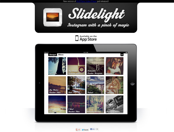 slidelight download ipad