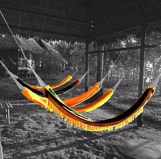 Instagram photo hammocks by cuco de venegas