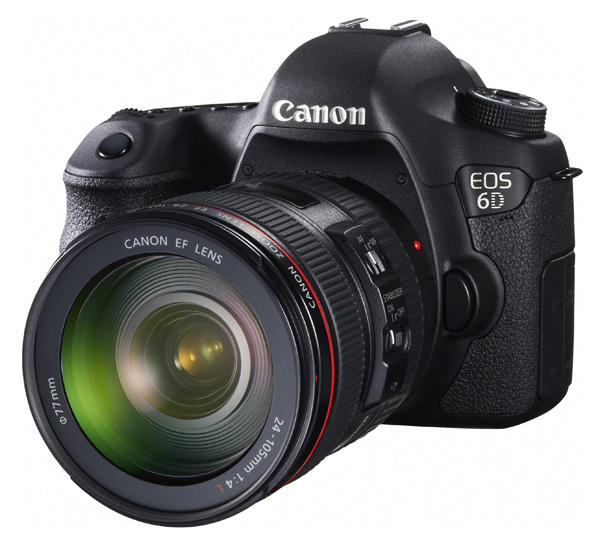 The New Canon EOS 6D – Welcome to the Full-Frame Club!