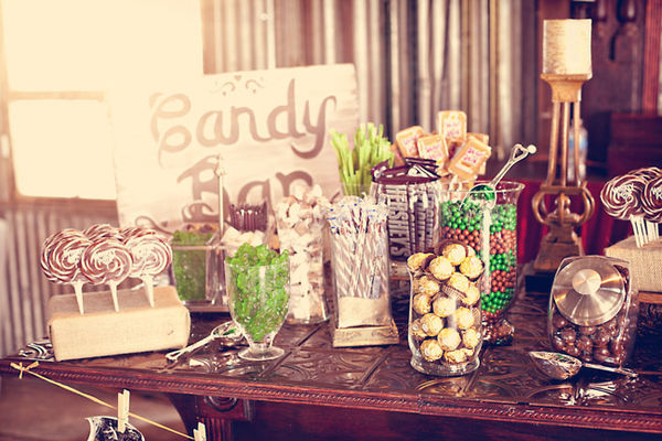 candies and sweets