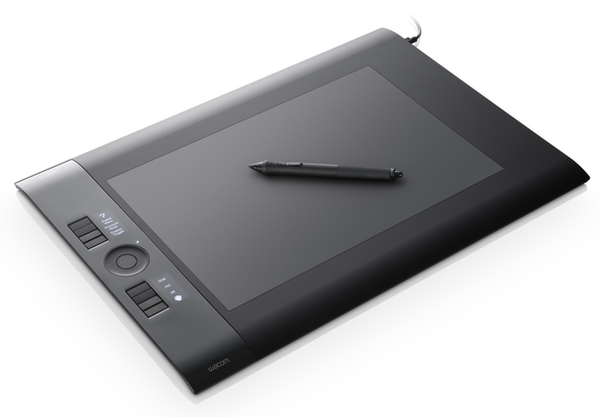 graphic tablet computer