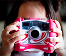 20 Digital Cameras for a Kid or How to Become a Photographer from an Early Age