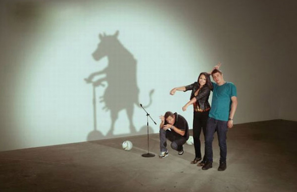 30 Examples Of Amazing Shadow Art