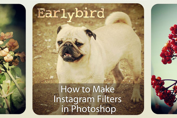 How to make instagram filters in photoshop earlybird ccuart Choice Image