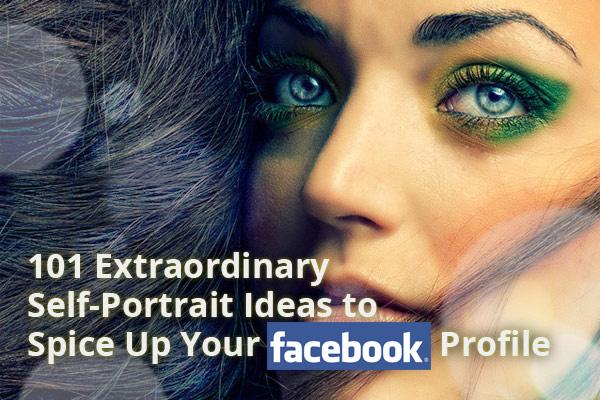 artistic profile picture ideas