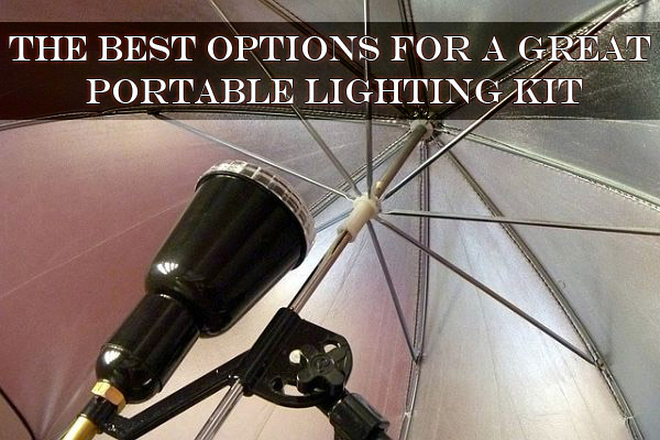 the best options for a great portable lighting kit photodoto
