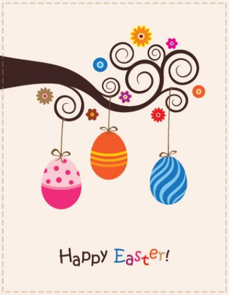 Easter coming closer: make sure you check their page and get some nice cute vectors
