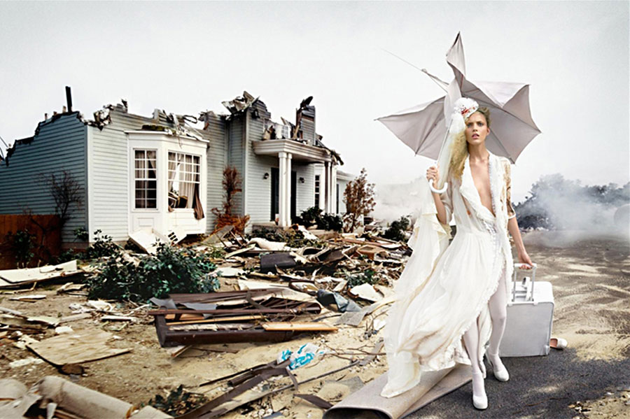 Untitled - David LaChapelle