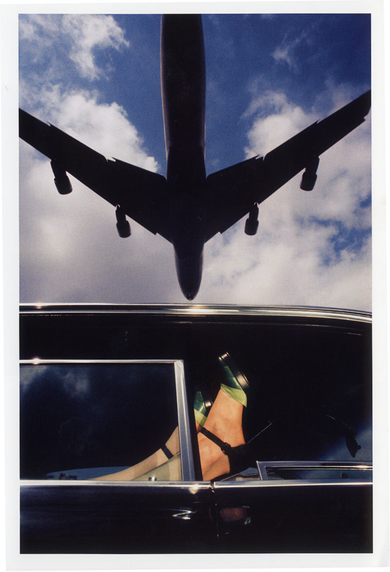 Guy Bourdin for Charles Jourdan