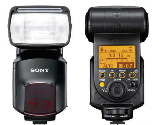 Considering it's Sony, this flash is the nuts!!