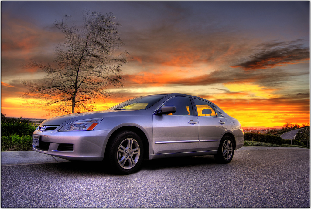 A dramatic, yet subtly processed HDR photo.