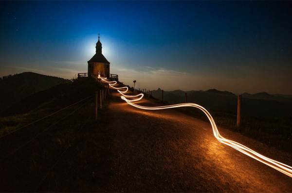 100 Smashing Examples of Light Painting Photography (Get A Break From Work Already)Nancy Young