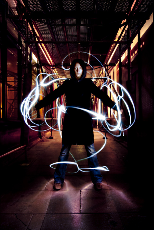 Techniques of Light Painting