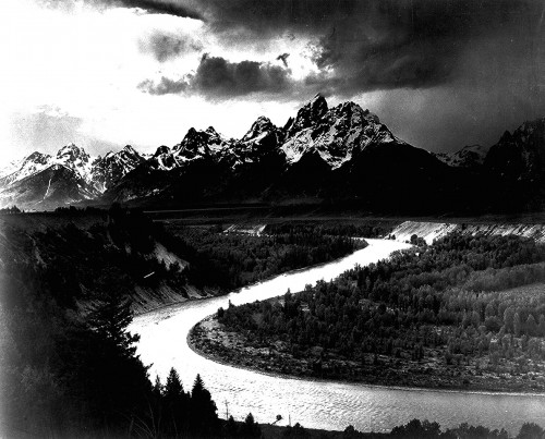 Ansel Adams is perhaps the most famous photographer in history. He pioneered the dark room techniques that people would go on to use for the next 80 years