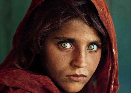 Perhaps one of the most iconic shots of the 20th Century. The Afghan Girl is the perfect example of a the power from taking candid shots