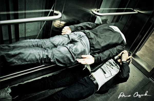 The Planking by Pierre Orsander