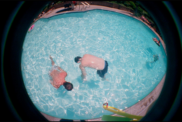 Dead In The Pool by Charles Gibson