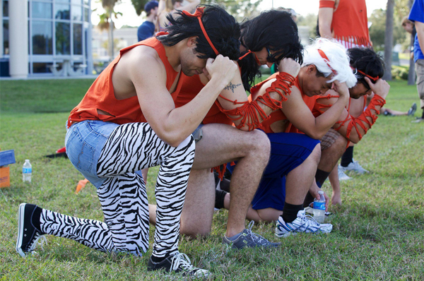 Tebowing by 3PD Farewell