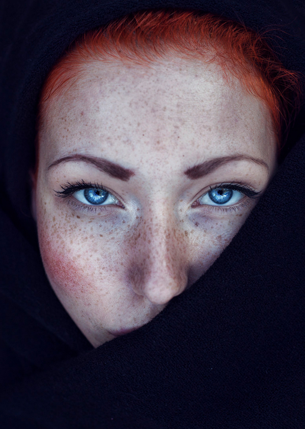 So much expression and emotion is found in the eyes. Photo by Maja Topčagić