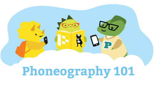 Phoneography 101