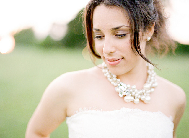 Professionals might use film when shooting a wedding to get extra warmth and a classic feel.  Photo by Mandy Mayberry.