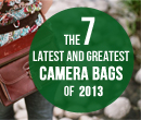 The 7 Latest and Greatest Camera Bags
