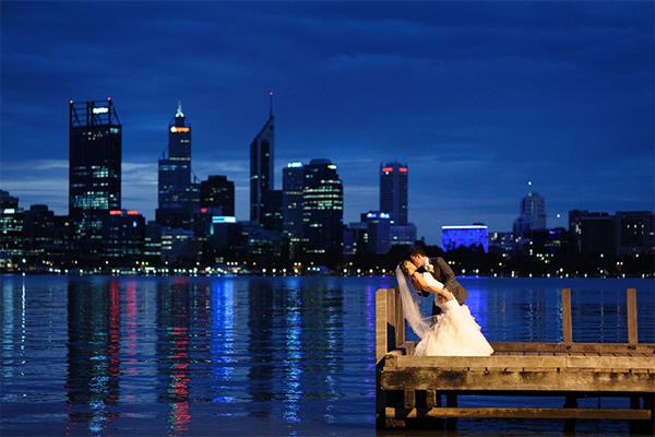 Photo by Objective Wedding Photography