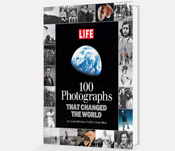 LIFE 100 Photographs That Changed the World Book - Gifts for Photographers