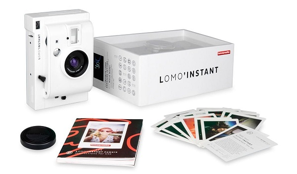 Lomo'Instant White Edition Camera - Photodoto Guide Gifts for Photographers