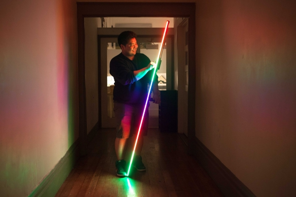 Pixelstick Light Painting Tool - Photodoto Photographers Gift Guide