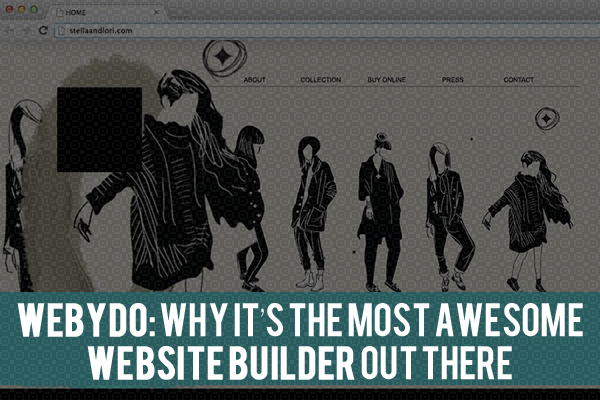 webydo-website-builders